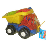 Beach Truck Set 8pc In Display Box