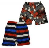 Boys Printed Shorts 8-13