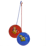 F/ball Dinosaur Ball With Keychain