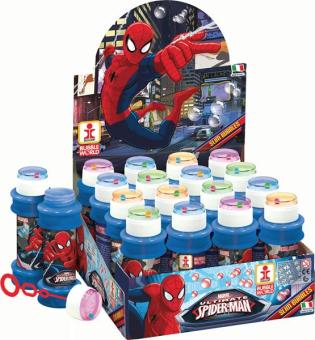 Bubbles Spiderman 120ml Slim