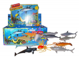 Sealife 10 Assorted 8inch In D Box