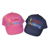 Crabbing Childs Baseball Cap