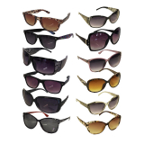 Sunglass Ladies 144 Assorted Pack