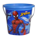 Bucket Spiderman 17cm