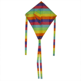 Kite Nylon Rainbow Single String