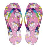 Shoe Childs Unicorn Flip Flop (10-2)