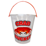 Crab Bucket With Pourer 5lt