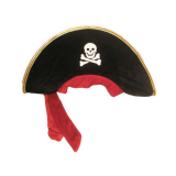 Hat Adults Pirate