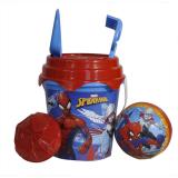 B/set Spiderman With Ball