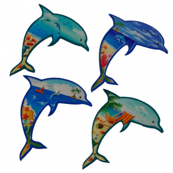 Magnet Seaside Dolphin