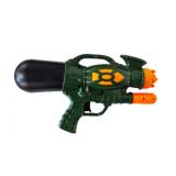 Water Gun Green And Black 12inch