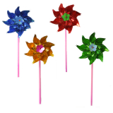 Windmill 16cm Laser 4 Assorted
