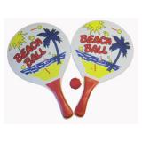 Bat & Ball Set Beach Design