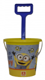 Bucket Minions With Spade