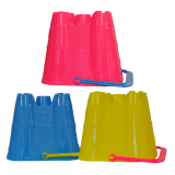 Bucket Medium Castle New Colours