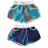 Ladies Printed Surf Shorts