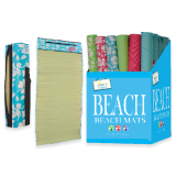 Beach Mat Printed Zip Cover 176cm X 60cm