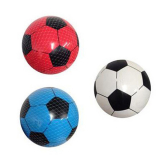 Inflated Soccer F/ball 3astd