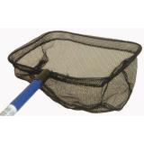 Fish Net  Plastic Handle  Black Net