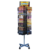Joke 84 Pin Floor Spinner Stand