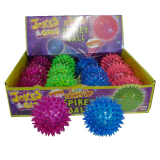 Light Up Spikey Ball