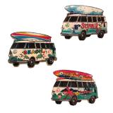 Magnet Camper Van