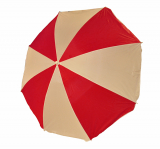 Beach Parasol/umbrella 2 Tone 86cm