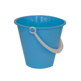 Bucket Food Quality Blue
