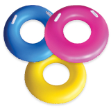 Turbo Tube 36 Inch Solid Colour