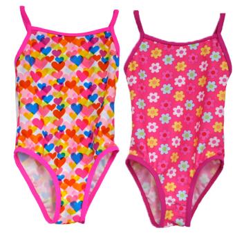 Swim Swimsuit Age 2-7 2 Asstd