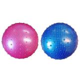 Deflated Spiky Ball 25cm 2 Assorted