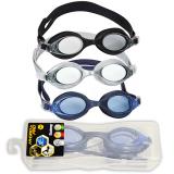 Swimming Goggles In Case 14+