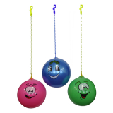 Scented Smile Face Ball & Keychain 3ast