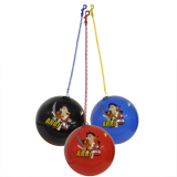 Pirate Ball On Keychain