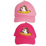 Baseball Cap Unicorn Design Childs