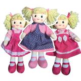 Rag Doll 50cm - 3 Assorted Designs