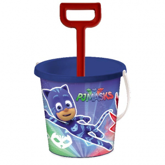 Bucket P J Masks With Spade
