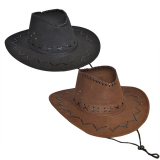 Hat Cowboy Imitation Leather