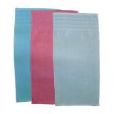 Plain Towels 3 Assorted 140cm X 70cm