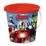 Bucket Avengers 17cm