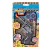 W/rider 8 Shot Gun & Caps