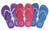 Shoe Plain Flip Flop 3-8 Uk (36-42 Eu)
