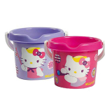 Bucket Hello Kitty 13cm