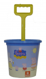 Bucket Peppa Pig With Spade