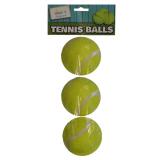 Tennis Balls (3) In Bag