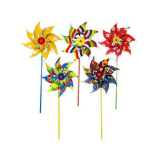Windmill Fantasy Pointed 20cm Assorted
