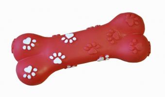 Dog Toy Squeaky Bone