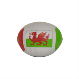 Soft Welsh Rugby Ball 15cm