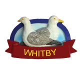 **magnet Twin Seagull **whitby**