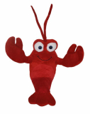 Plush Lobster
